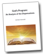 Screenshot of the booklet 'God's Program: An Analysis of the Dispensations'